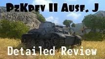 Обзор по Pz.Kpfw. II Ausf. J от HomishOfficial