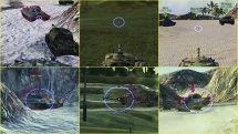 «GIACINT» - самый минималистичный прицел для World of Tanks 0.9.16