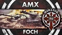 AMX Foch: Перенерфили