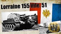 Lorraine 155 mle 51 - Blin1986