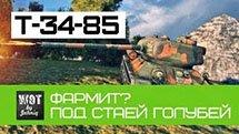 T-34-85 Фармит?