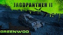 Jagdpanther II. Быстро и эффективно.