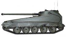 Новая ПТ-7 Швеции на Супертесте - Ikv 90 Typ B