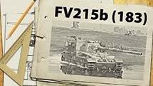 FV 215b (183) - нагибает ли после нерфа?