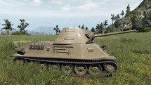 Т-25 «Шкода» - стрельба с коротких остановок и на малом ходу