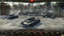 Ангар «День Победы» для World of Tanks 0.9.15.2