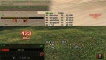 Мини версия дамаг панели от GambitER для World of Tanks 0.9.8