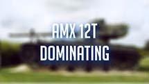 Железный капут. DRZJ Edition: AMX 12t ДОМИНИРУЕТ