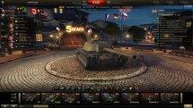 Юбилейный евро ангар для World of Tanks 0.9.14.1