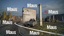 Тяжелый танк Maus и не только - Tiberian39