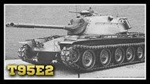 T95E2 - Новый СТ США (10-ый уровень)