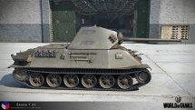 Т-25 «Шкода» - прокачиваемый любимец статистов. Ходовые характеристики