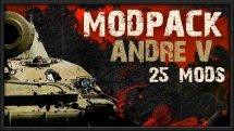 Сборка модов от Andre_V для World of Tanks 0.9.6
