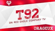 Обзор Т92   orageux