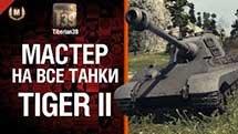 Мастер на все танки №64 Tiger II - от Tiberian39