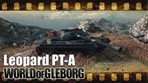 World of Gleborg. Leopard PTA - Меня здесь нет!
