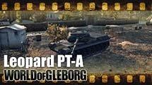 Leopard PT-A - После апа