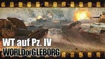 World of Gleborg. Waffenträger auf Pz. IV - Циркуль