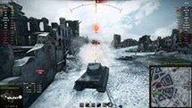 E-75 - 10к урона, 100к серебра, мастер, воин, калибр, стена World of Tanks