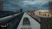 Шотный КВ-1С против пятерых врагов World of Tanks