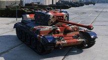 Шкурка Cromwell «Флаг Британии» для World of Tanks 0.9.13