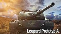 Средний танк Leopard Prototyp A (Утёс) - Tiberian39