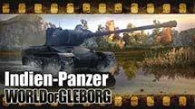 World of Gleborg. Indien-Panzer - Потрачено