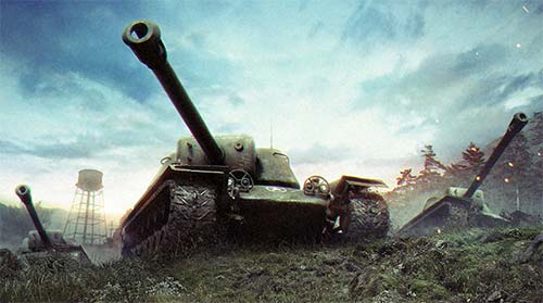 Обновление 1.7 - World of Tanks Blitz