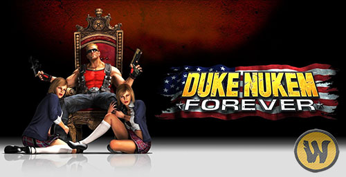 Озвучка Duke Nukem Forever для World Of Tanks 0.9.22.0.1