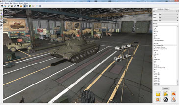 WOT Tank Viewer (Blender Tank Viewer) для World of Tanks 0.9.20