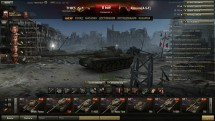 Торжественный ангар «9 мая» для World of Tanks 0.9.10