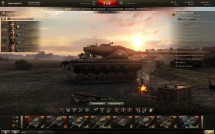 Ангар «Fury» для World of Tanks 0.9.10