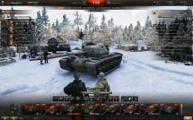 Как сделать на весь экран world of tanks