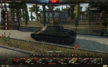 Солнечный ангар на Южном берегу для World of Tanks 0.9.10