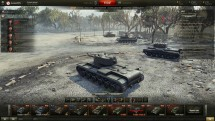 Ангар «День Победы» для World of Tanks 0.9.16