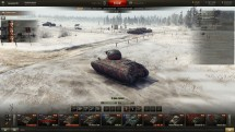 Ангар «Танковый полигон» для World of Tanks