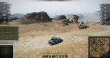 Прицел «Marakasi» для World of Tanks