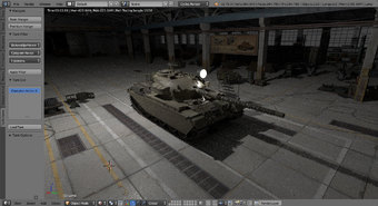 WOT Tank Viewer (Blender Tank Viewer) для World of Tanks