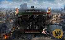 Заставка для World of Tanks
