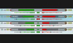 Общее численность ХП команд с целью World of Tank 0.9.19.1.1
