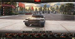 "Ангар ""День танкиста"" для World of Tanks 0.9.17.0.3"