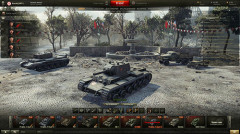 Ангар «День Победы» для World of Tanks 1.1.0.1