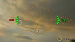 Новый прицельное устройство Октагон в целях World of Tanks 0.9.19.1.1