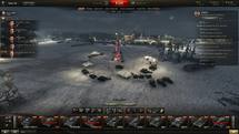 Winter Mod - зимний мод для World of Tanks 0.9.13