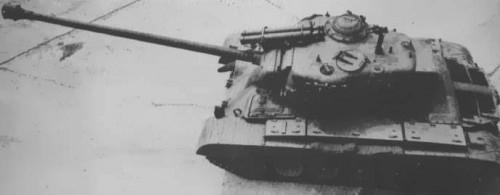 T26E4 Super Pershing - История