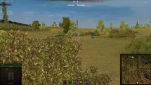 Прицелы Blue Light для World of Tanks