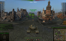 Прицел от demon2597 для World of Tanks